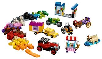 LEGO 10715 Kostky na kolečkách - LEGO