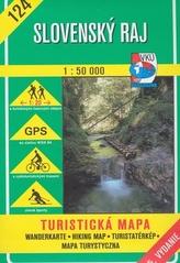 Slovenský raj 1 : 50 000