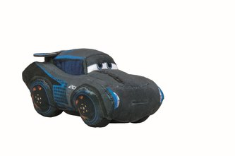 WD CARS 3: Jackson Storm plyš 15cm - Dino