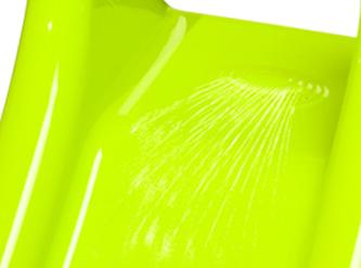 Skluzavka XS zelená 90 cm