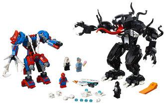 LEGO - LEGO Super Heroes 76115 Spider Mech vs. Venom