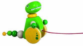 Detoa - Tyranosaurus Rex tahací hračka