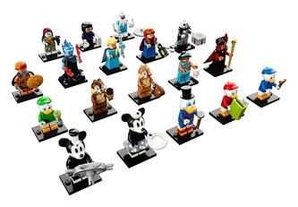 LEGO Minifigurky 71024 Disney - 2. řada - LEGO