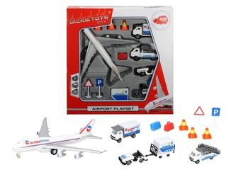 Letiště hrací set - Dickie
