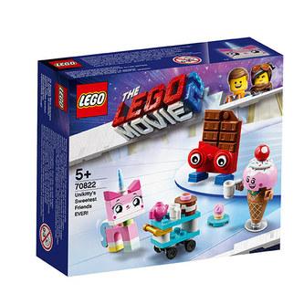 LEGO Movie 70822 Nejroztomilejší přátelé Unikitty!