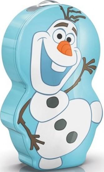 DĚTSKÁ LED BATERKA Disney Frozen Olaf 71767/08/16