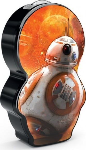 DĚTSKÁ LED BATERKA Star Wars VII BB-8 71767/30/P0 - Philips