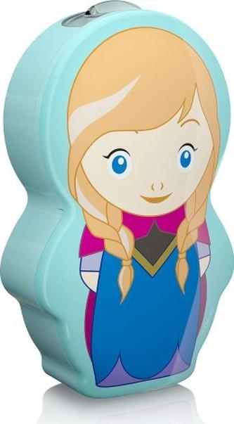 DĚTSKÁ LED BATERKA Disney Frozen Anna 71767/36/16