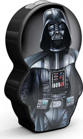 DĚTSKÁ LED BATERKA Star Wars Darth Vader 71767/98/16 - Philips