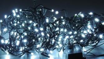 SVĚTELNÝ INTERIÉROVÝ LED ŘETĚZ, 6500K 10m, 32094