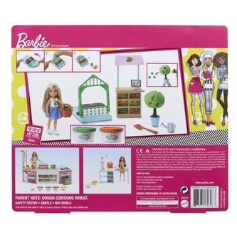 Mattel - BRB CHELSEA ZAHRADNICE HERNÍ SET