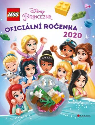 LEGO® Disney Princezna™ Oficiální ročenka 2020 - kolektiv