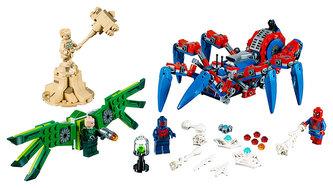 LEGO Super Heroes 76114 Spider-manův pavoukolez