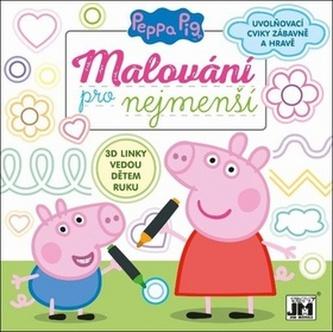JIRI MODELS, a.s. - Malování pro nejmenší Peppa Pig