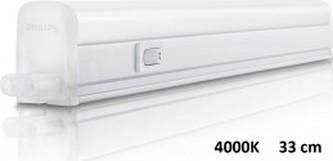 Philips - NÁSTĚNNÉ LINEÁRNÍ LED SVÍTIDLO 31236/31/P3 33cm bílé 3,2W 4000K