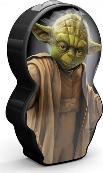 DĚTSKÁ LED BATERKA Star Wars Yoda 71767/99/16