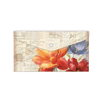 Argus - Plastový obal DL s drukem Jardins de Paris