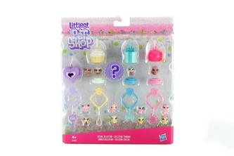 LPS Frosting Frenzy 13ks mini zvířátek - Hasbro