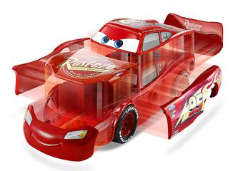 CARS 3 VYLADĚNÝ BLESK MCQUEEN - Mattel