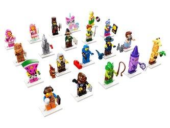 LEGO Minifigurky 71023 příběh 2