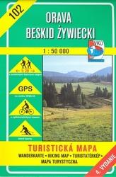Orava Beskid Zywiecki 1:50 000