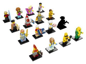 LEGO 71018 Minifigurky 2017 série 17