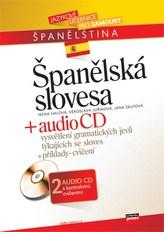 Španělská slovesa + CD