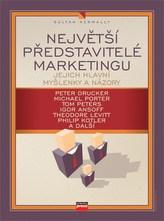 Největší představitelé marketingu