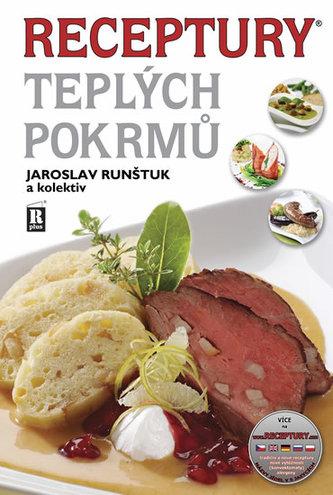 Receptury teplých pokrmů 8.vydání - Jaroslav Runštuk