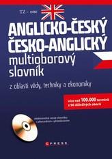 Anglicko-český, česko-anglický multioborový slovník