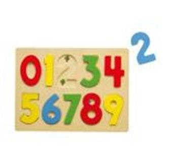 Vkládačka čísla - Studo Wood
