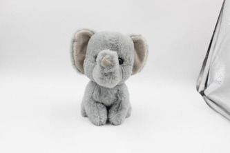 Plyšové zvířátko Slon 17 cm - EP Line