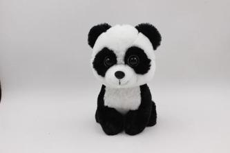 Plyšové zvířátko Panda 17 cm - EP Line