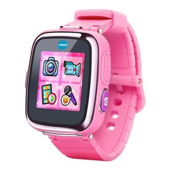 Kidizoom Smart watch DX7 Vtech chytré hodinky růžové 5cm na baterie v krabičce 13x28cm - MENUG