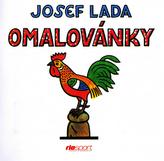 Omalovánky Josef Lada - omalovánka