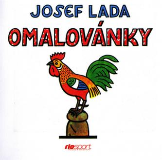 Omalovánky Josef Lada - omalovánka - Josef Lada