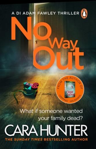 No Way Out - Cara Hunter
