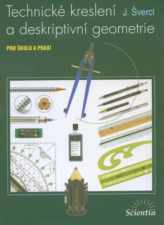 Technické kreslení a deskriptivní geometrie - Náhled učebnice