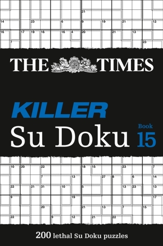 The Times Killer Su Doku Book 15 - The Times Mind Games