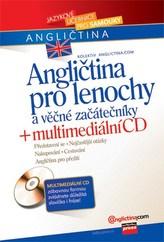 Angličtina pro lenochy a věčné začátečníky + multimediální CD