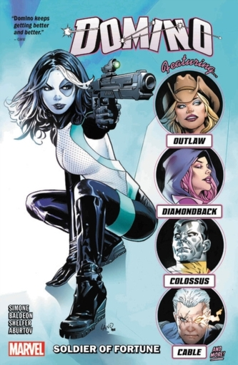Domino Vol. 2: Soldier Of Fortune - Simone, Gail