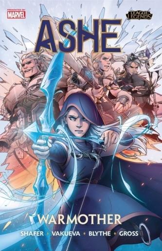 League Of Legends: Ashe - Warmother - Shafer, Odin Austin