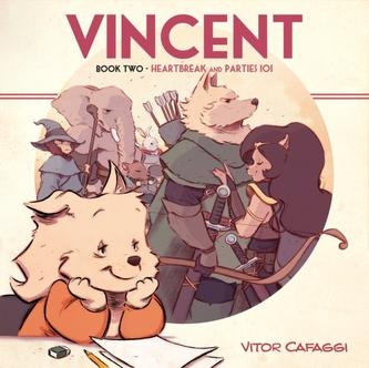 Vincent Book Two - Cafaggi, Vitor