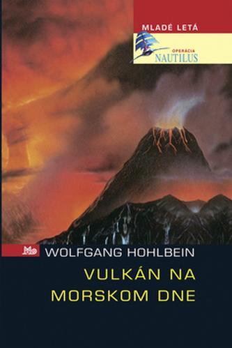 Vulkán na morskom dne