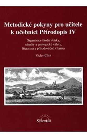 Metodické pokyny pro učitele k učebnici Přírodopisu IV.