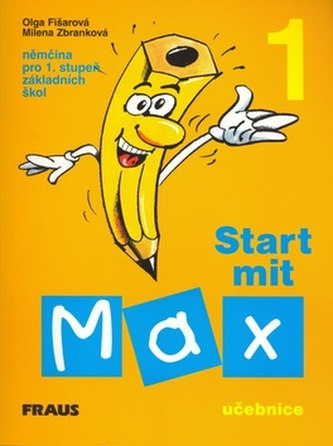 Start mit Max 1 Učebnice