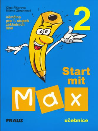 Start mit Max 2 Učebnice