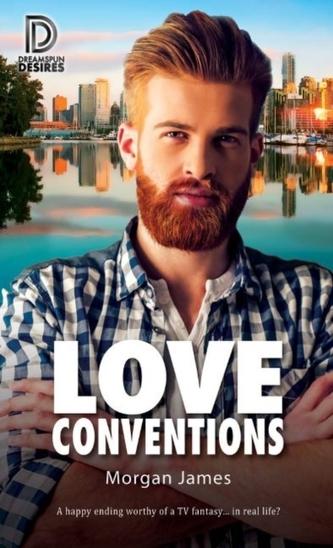 Love Conventions - Morgan, James M.