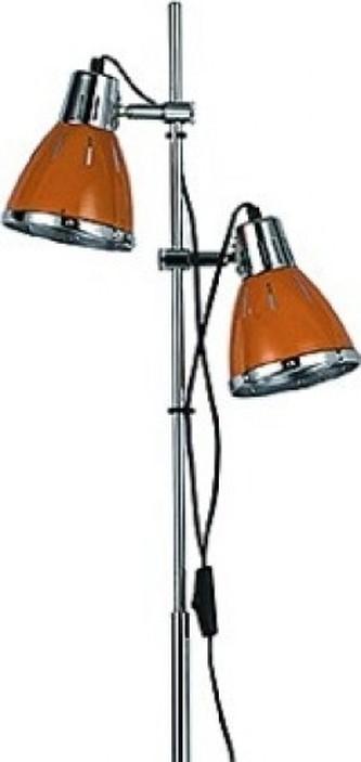 SVÍTIDLO STOJACÍ ELVIS PT2 ARANCIONE 005287 oranžové - Ideal Lux