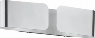 Ideal Lux - SVÍTIDLO NÁSTĚNNÉ CLIP AP2 MINI CROMO 049229 lesklý chrom